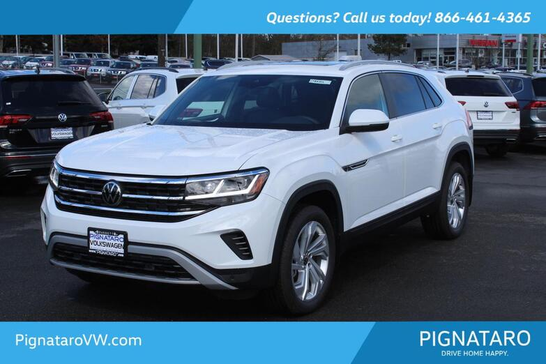 2020 VOLKSWAGEN Atlas Cross Sport 2.0T SEL 4Motion Everett WA