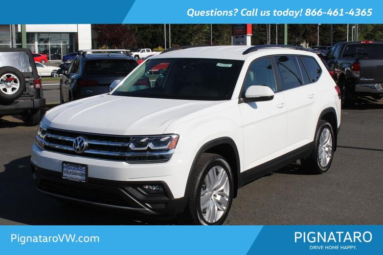 2020 VOLKSWAGEN Atlas V6 SE 4Motion Everett WA