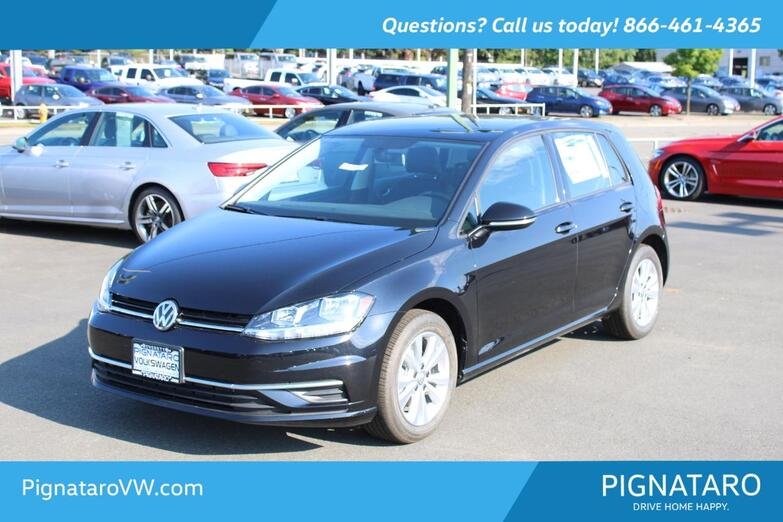 2020 VOLKSWAGEN GOLF  Everett WA
