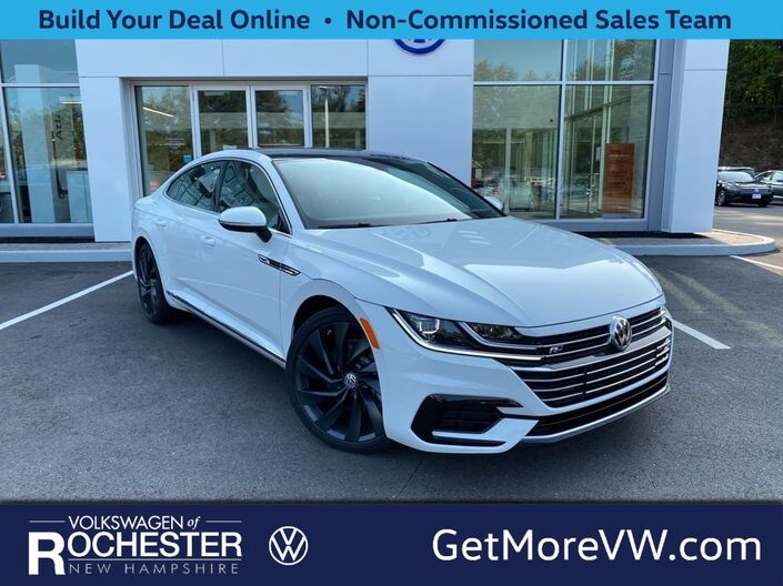 2020 Volkswagen Arteon 2.0T SEL R-Line 4Motion Rochester NH