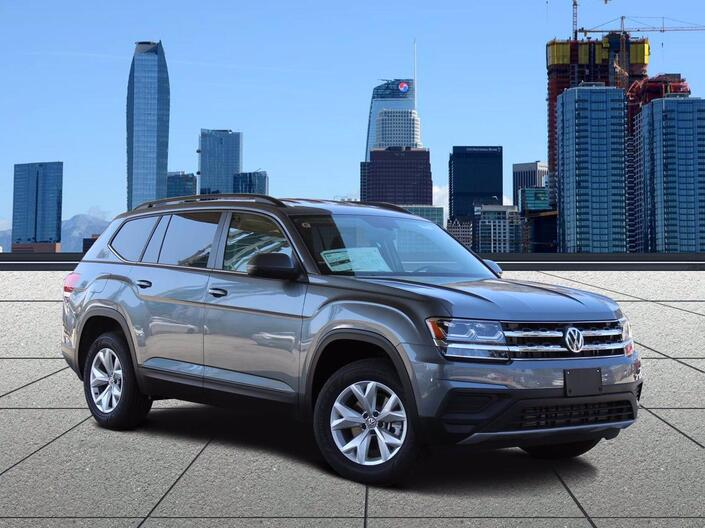 2020 Volkswagen Atlas 2.0T S Los Angeles CA