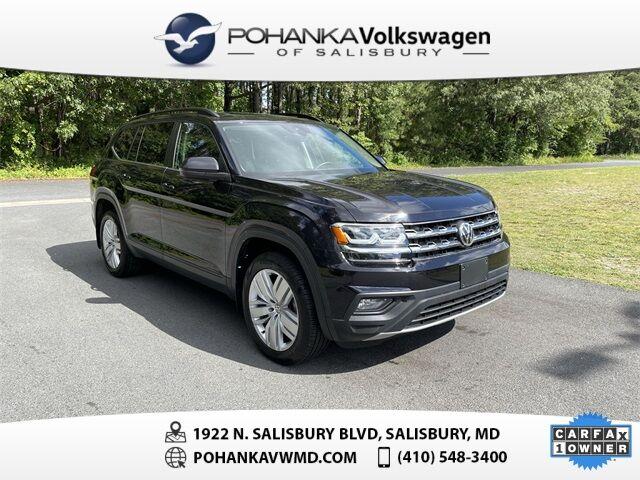 2020 Volkswagen Atlas 2.0T SE w/Technology ** CERTIFIED WARRANTY ** Salisbury MD