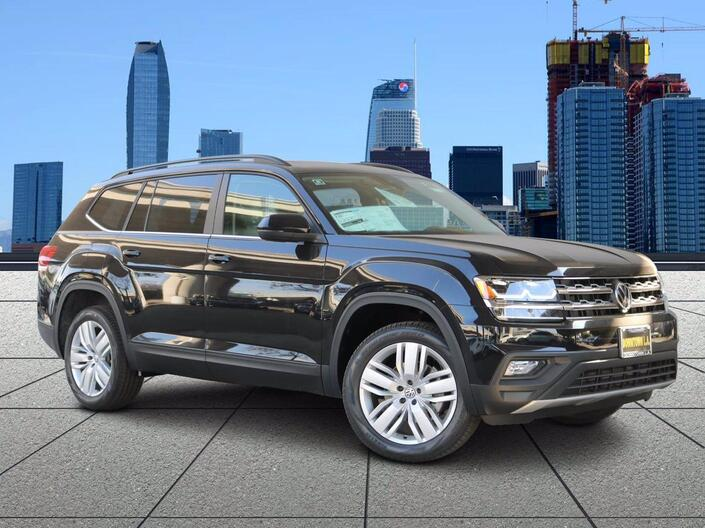 2020 Volkswagen Atlas 2.0T SE w/Technology Los Angeles CA