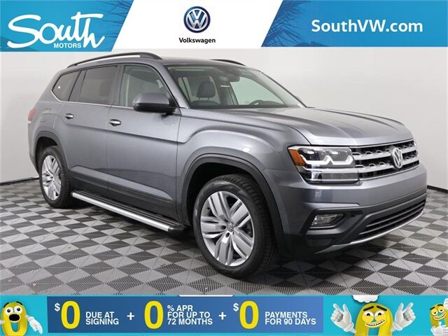 2020 Volkswagen Atlas 2.0T SE w/Technology Miami FL