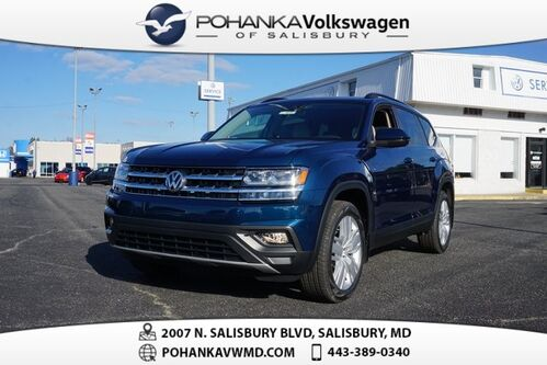 2020_Volkswagen_Atlas_2.0T SE w/Technology_ Salisbury MD