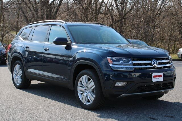 2020 Volkswagen Atlas 3.6L V6 SE w/Technology 4Motion Hagerstown MD