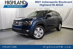 2020_Volkswagen_Atlas_3.6L V6 SE w/Technology_ Highland IN