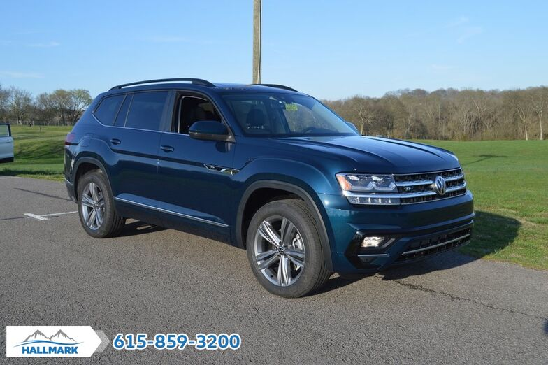 2020 Volkswagen Atlas 3.6L V6 SE w/Technology R-Line Franklin TN