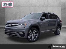 2020_Volkswagen_Atlas_3.6L V6 SE w/Technology R-Line_ Houston TX