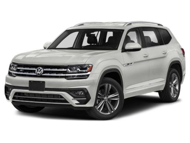 2020 Volkswagen Atlas 3.6L V6 SE w/Technology R-Line Los Angeles CA