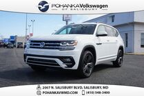 2020 Volkswagen Atlas 3.6L V6 SE w/Technology