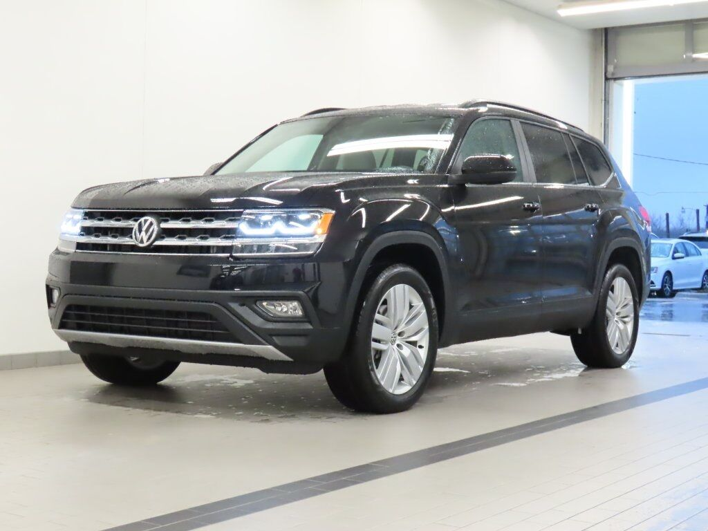 2020 Volkswagen Atlas 3.6L V6 SE w/Technology Topeka KS