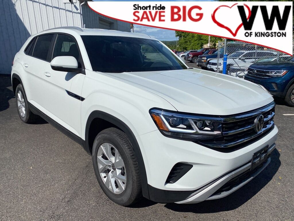 2020_Volkswagen_Atlas Cross Sport_2.0T S 4Motion_ Kingston NY