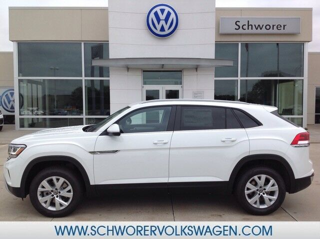 2020 Volkswagen Atlas Cross Sport 2.0T S 4Motion Lincoln NE