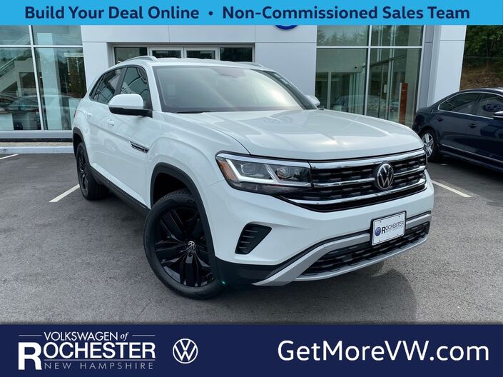 2020 Volkswagen Atlas Cross Sport 2.0T S 4Motion Rochester NH