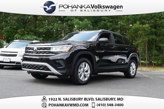 2020_Volkswagen_Atlas Cross Sport_2.0T S 4Motion_ Salisbury MD