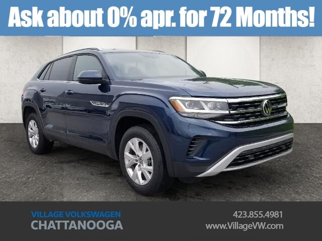 2020 Volkswagen Atlas Cross Sport 2.0T S Chattanooga TN