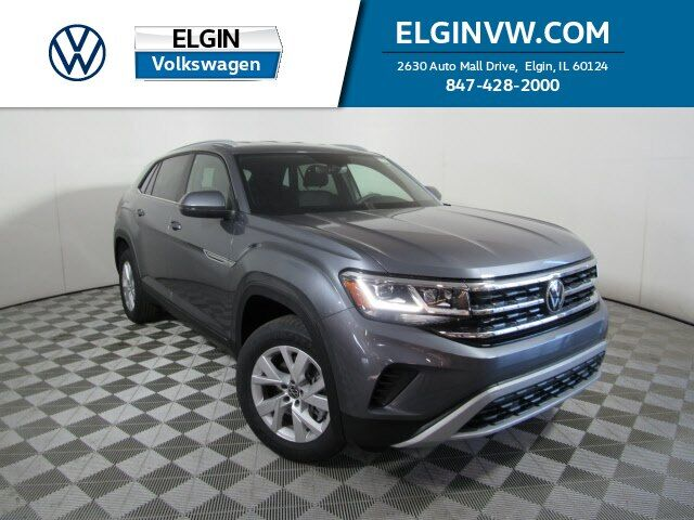 2020 Volkswagen Atlas Cross Sport 2.0T S Elgin IL
