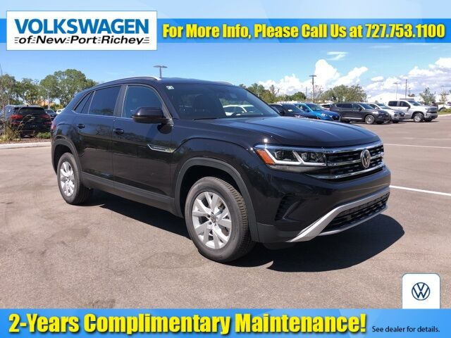 2020 Volkswagen Atlas Cross Sport 2.0T S New Port Richey FL