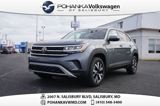 2020_Volkswagen_Atlas Cross Sport_2.0T SE 4Motion_ Salisbury MD