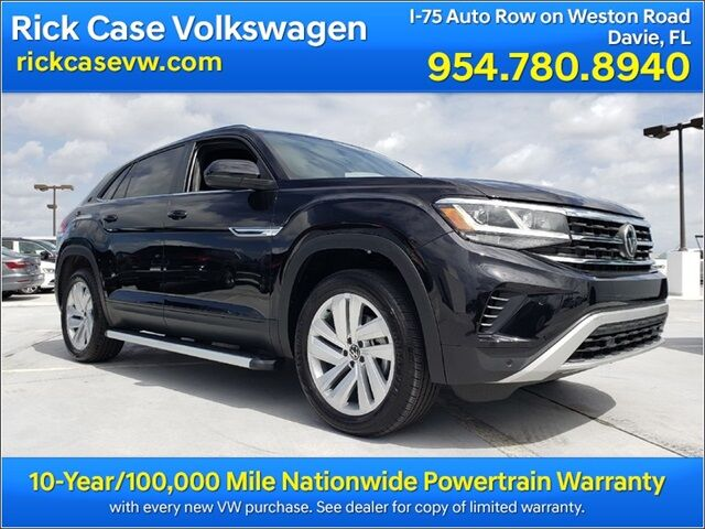2020 Volkswagen Atlas Cross Sport 2.0T SE Davie FL