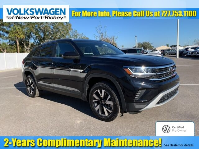 2020 Volkswagen Atlas Cross Sport 2.0T SE New Port Richey FL
