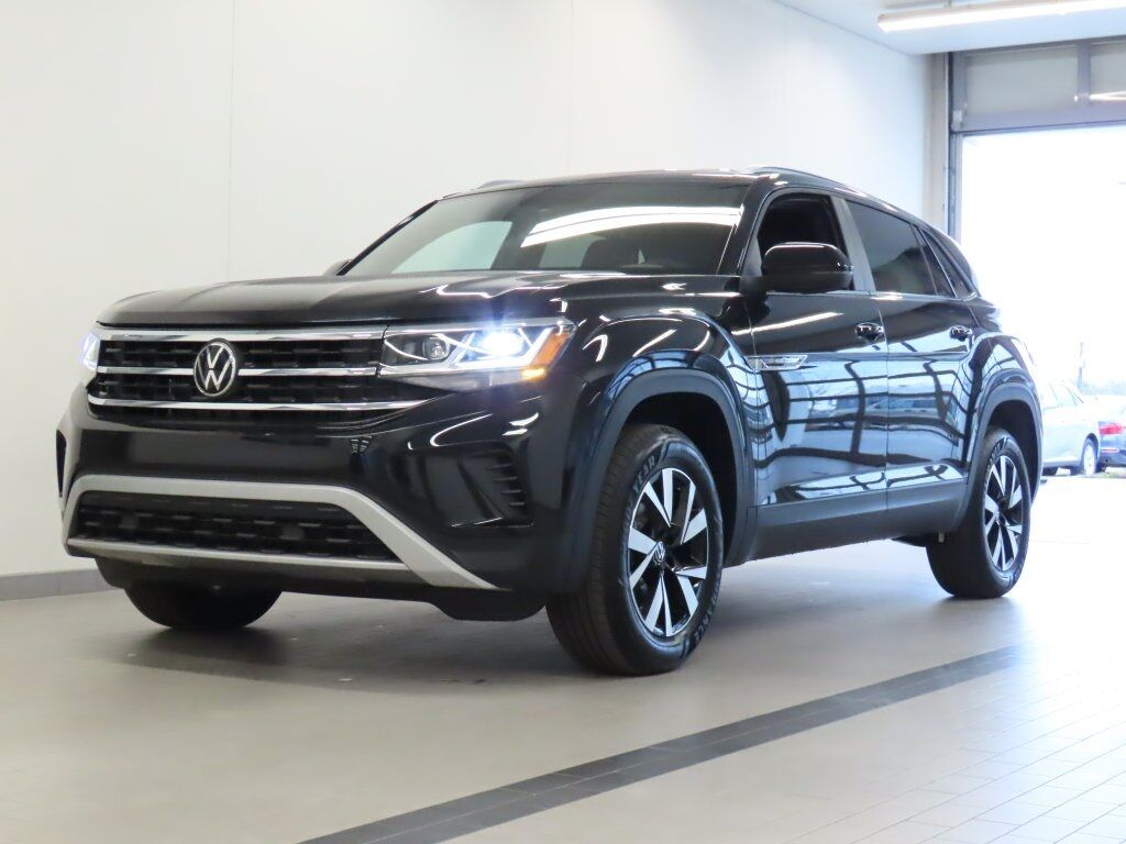 2020 Volkswagen Atlas Cross Sport 2.0T SE 4Motion Topeka KS