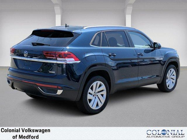2020 Volkswagen Atlas Cross Sport 2.0T SE w/Technology 4MOTION Medford MA