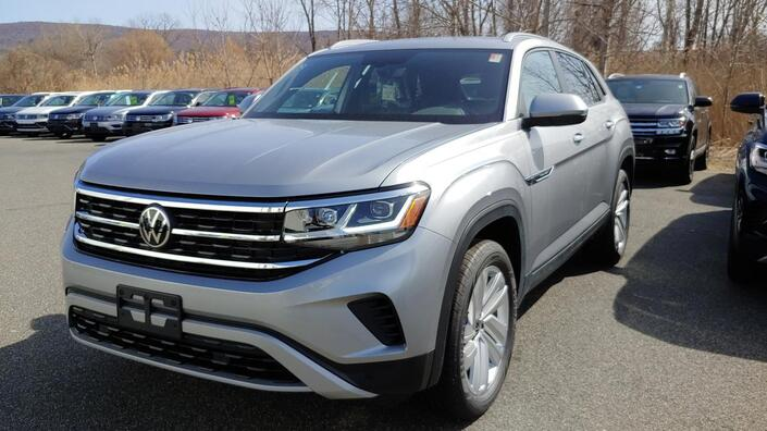 2020 Volkswagen Atlas Cross Sport 2.0T SE w/Technology 4MOTION Pittsfield MA