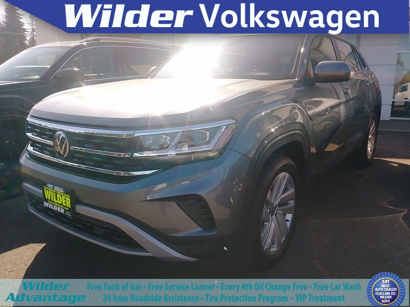 2020 Volkswagen Atlas Cross Sport 2.0T SE w/Technology 4MOTION Port Angeles WA