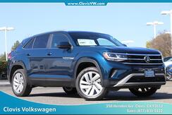2020_Volkswagen_Atlas Cross Sport_2.0T SE w/Technology 4Motion_ Clovis CA