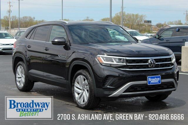 2020 Volkswagen Atlas Cross Sport 2.0T SE w/Technology 4Motion Green Bay WI