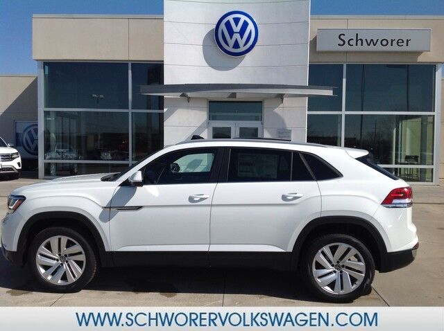 2020 Volkswagen Atlas Cross Sport 2.0T SE w/Technology 4Motion Lincoln NE