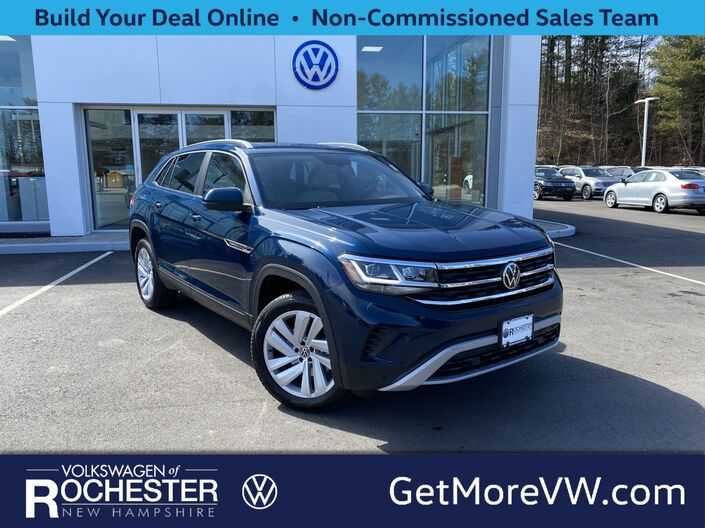 2020 Volkswagen Atlas Cross Sport 2.0T SE w/Technology 4Motion Rochester NH