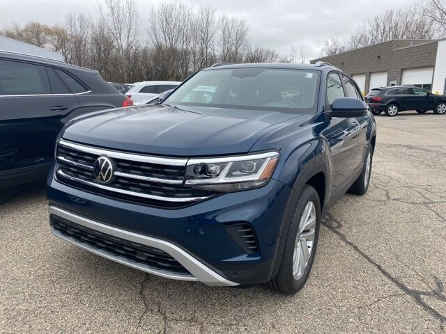 2020 Volkswagen Atlas Cross Sport 2.0T SE w/Technology (A8) 4Motion Holland MI
