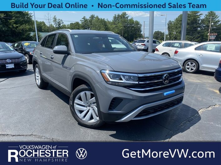 2020 Volkswagen Atlas Cross Sport 2.0T SE w/Technology (A8) 4Motion Rochester NH