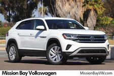 2020 Volkswagen Atlas Cross Sport 2.0T SE w/Technology (A8)