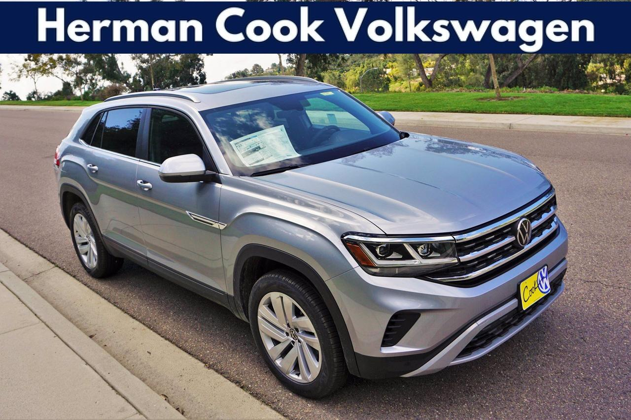2020 Volkswagen Atlas Cross Sport 2.0T SE w/Technology Encinitas CA