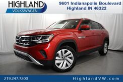 2020_Volkswagen_Atlas Cross Sport_2.0T SE w/Technology_ Highland IN