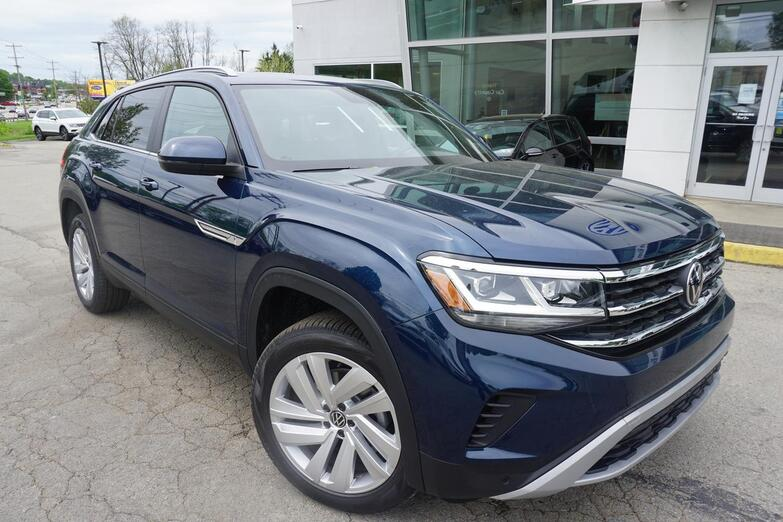 2020 Volkswagen Atlas Cross Sport 2.0T SE w/Technology Pittsburgh PA