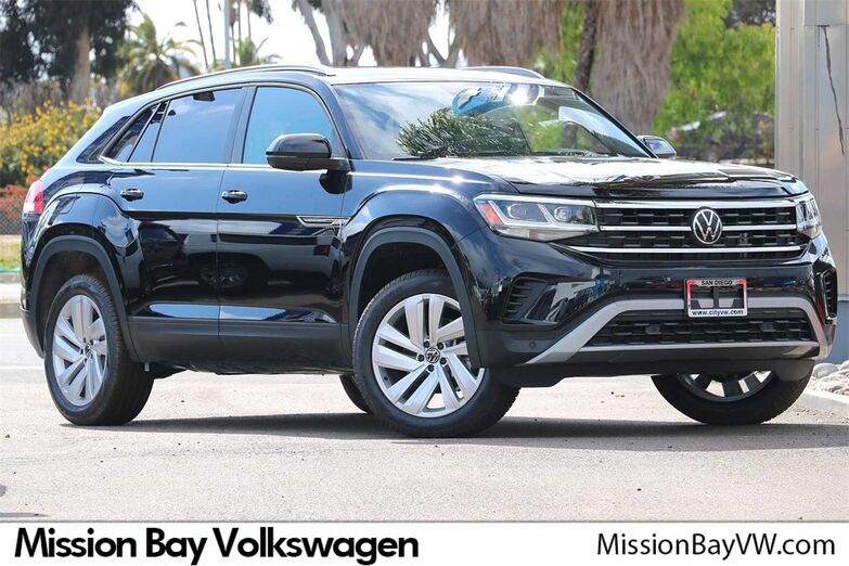 2020 Volkswagen Atlas Cross Sport 2.0T SE w/Technology San Diego CA
