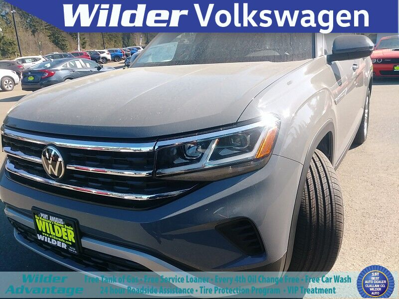 2020 Volkswagen Atlas Cross Sport 2.0T SEL 4MOTION Port Angeles WA
