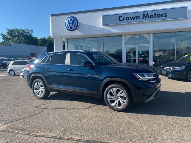 2020 Volkswagen Atlas Cross Sport 2.0T SEL 4Motion Holland MI
