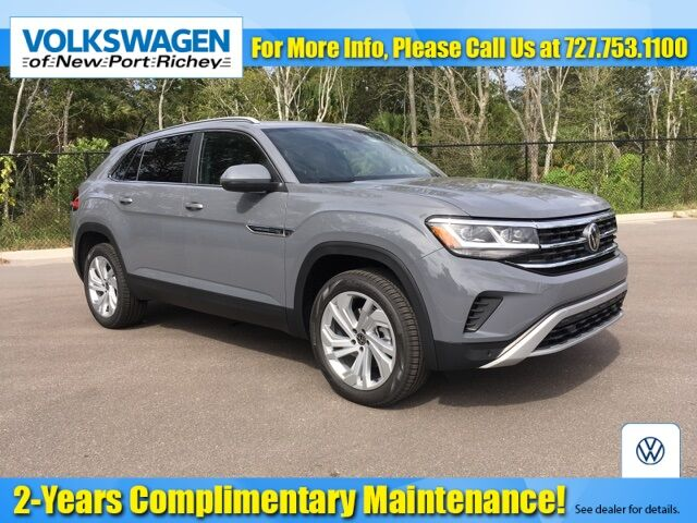 2020 Volkswagen Atlas Cross Sport 2.0T SEL 4Motion New Port Richey FL