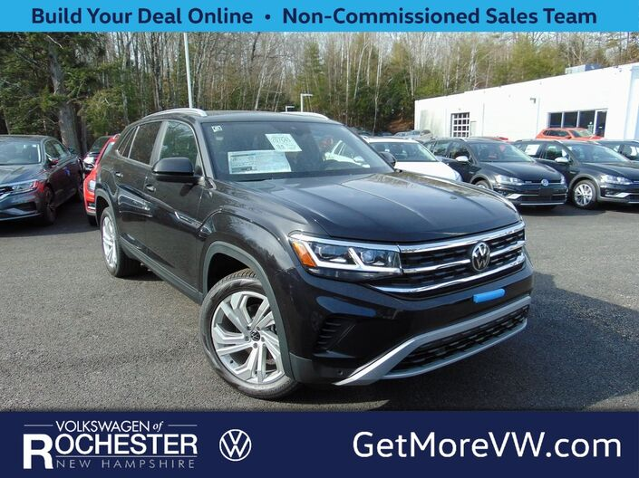 2020 Volkswagen Atlas Cross Sport 2.0T SEL 4Motion Rochester NH