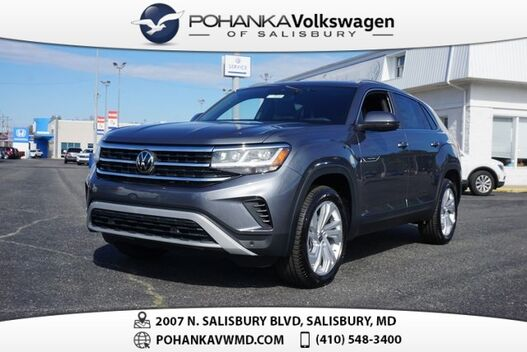 2020_Volkswagen_Atlas Cross Sport_2.0T SEL 4Motion_ Salisbury MD