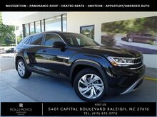 2020_Volkswagen_Atlas Cross Sport_2.0T SEL_ Raleigh NC