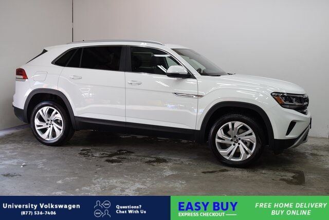 2020 Volkswagen Atlas Cross Sport 2.0T SEL Seattle WA