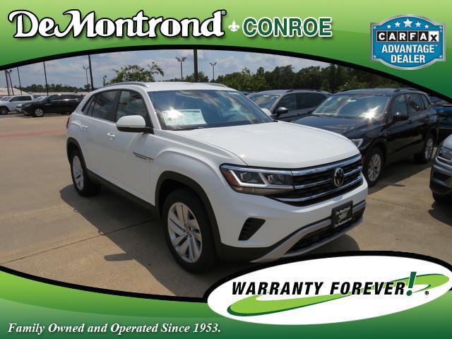 2020 Volkswagen Atlas Cross Sport 3.6L V6 SE w/Technology 4MOTION Conroe TX