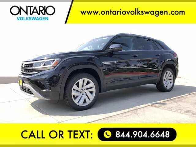 2020 Volkswagen Atlas Cross Sport 3.6L V6 SE w/Technology 4MOTION 1V21E2CA4LC215520 CMCCUR